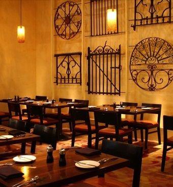 Emeril Lagasseu0027s Restaurant Table 10, Las Vegas.
