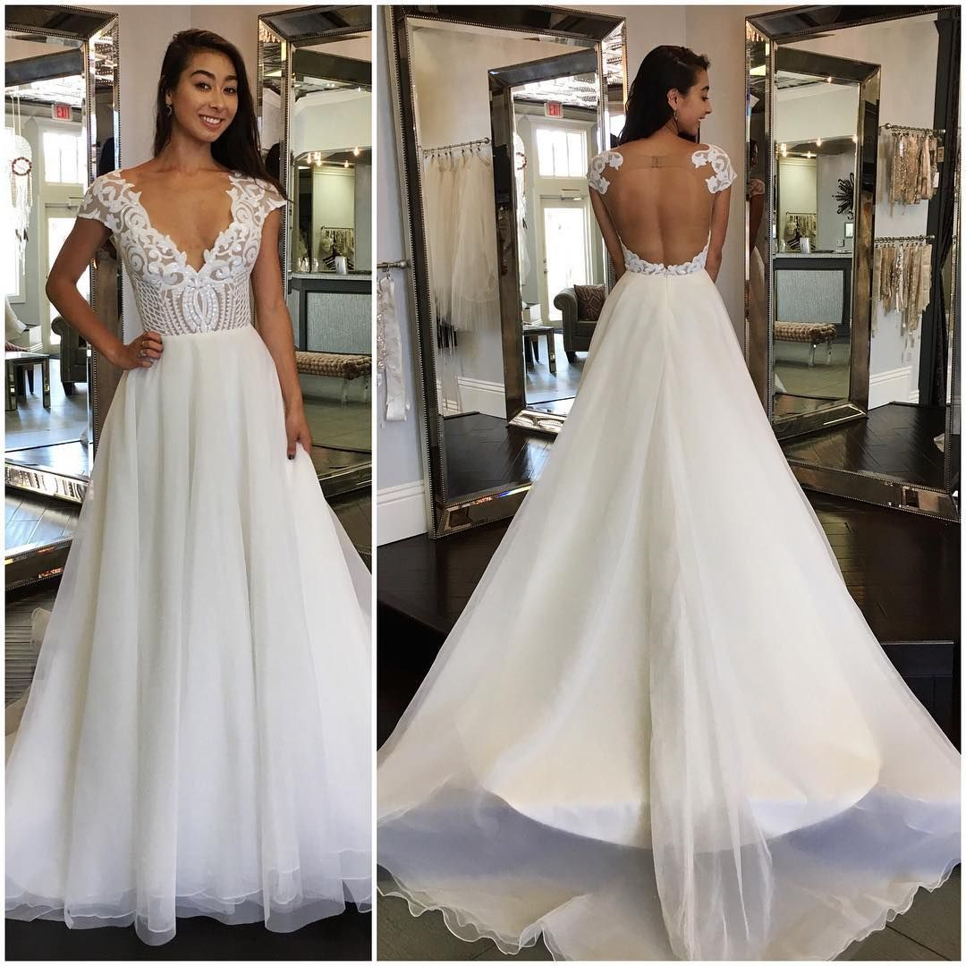 2504c178fd199 4 Dakota | Hayley Paige Dress in 2019 | Wedding dresses, Hayley ...