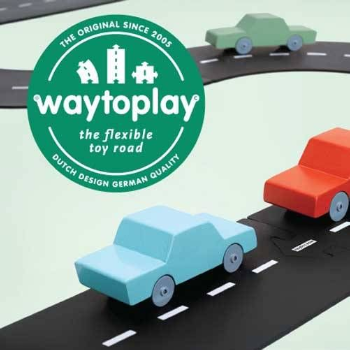 Way To Play 24 Parts Motorway - Trouva