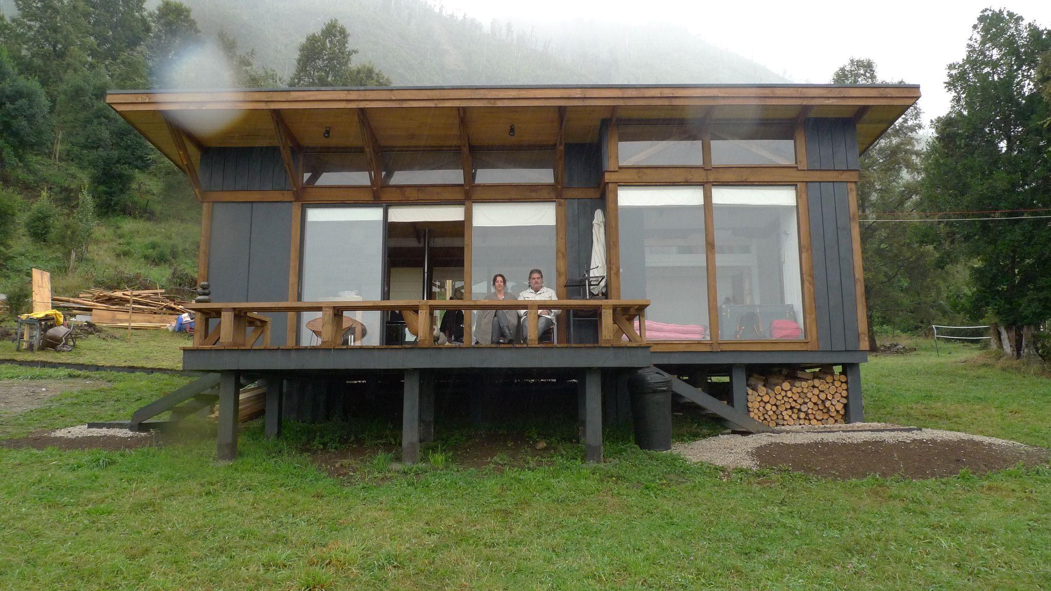Casa Futrono Casas Elton Casa En La Playa Pinterest Casa  # Muebles Futrono