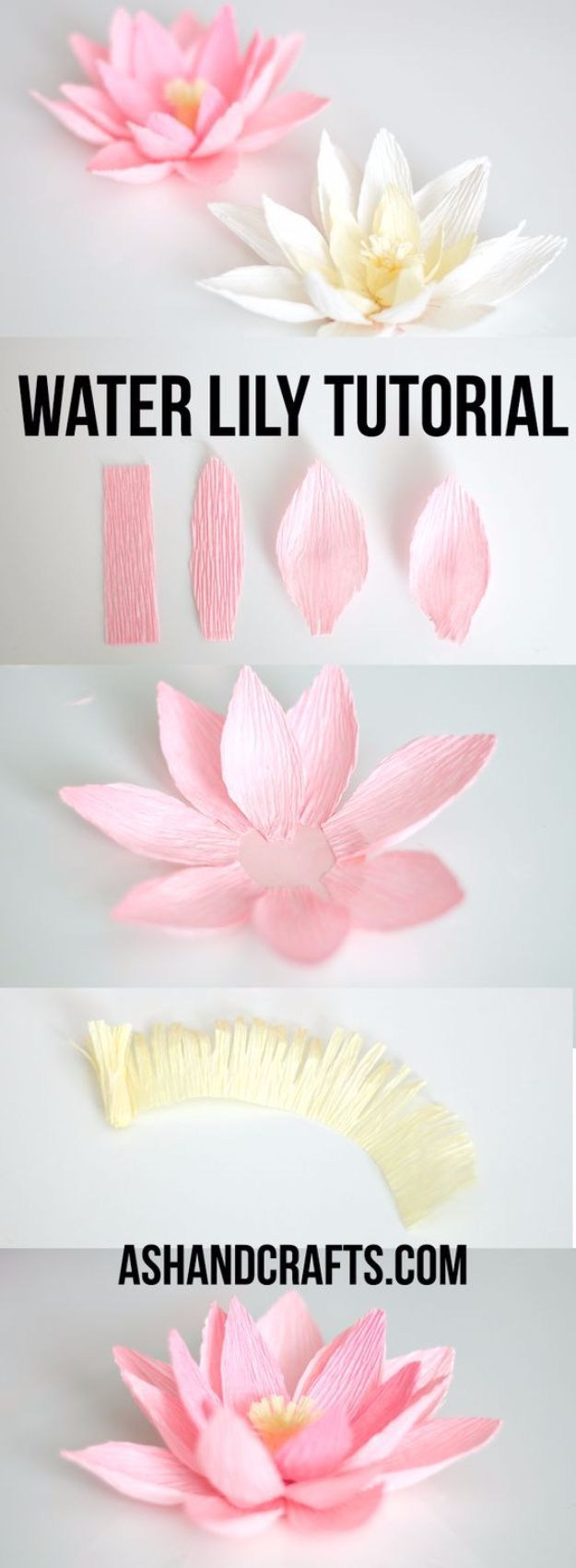 43 Creative Paper Flowers To Make Today Pinterest Paper Flower