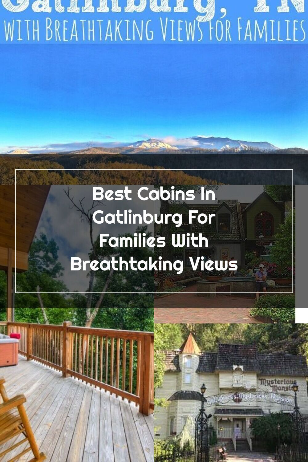 Cabins For Sale In Gatlinburg Tn By Owner : cabins, gatlinburg, owner, Cabins, Gatlinburg,, Breathtaking, Views, Families, Views,, Gatlinburg, Cabins,