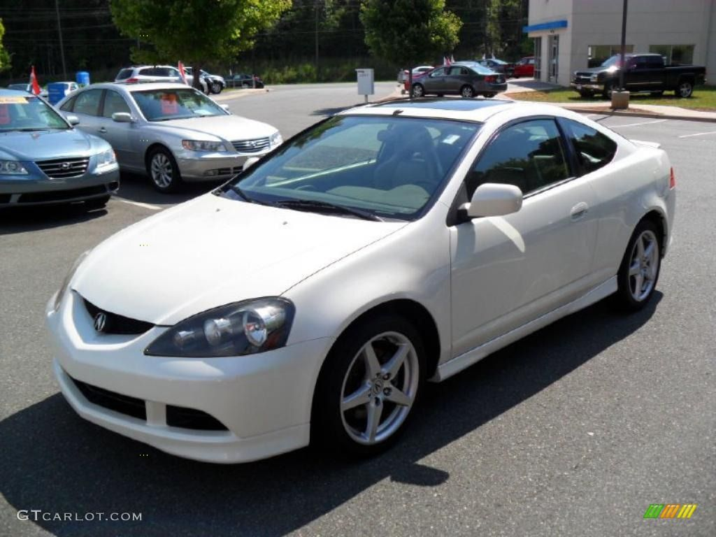 Gallery For Gt 2006 Acura Rsx White