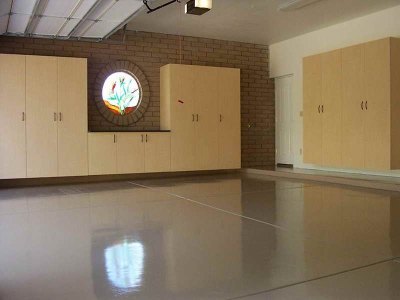 Garage Floor Ideas: Awesome Garage Floor Ideas U2013 Fortikur