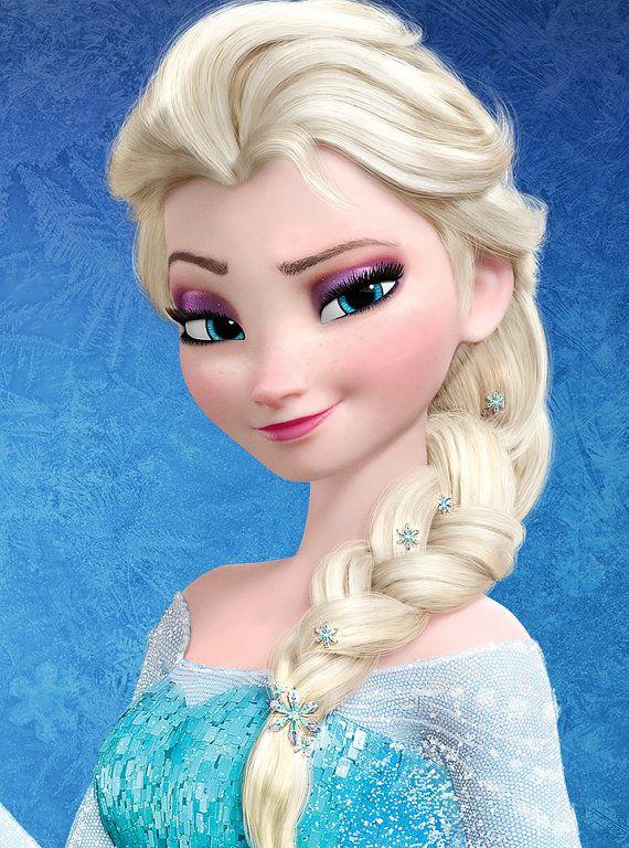 Frozen Hair Game : frozen, Snowflake, Bobby, NerdyDesigner, Disney, Frozen, Elsa,, Princess