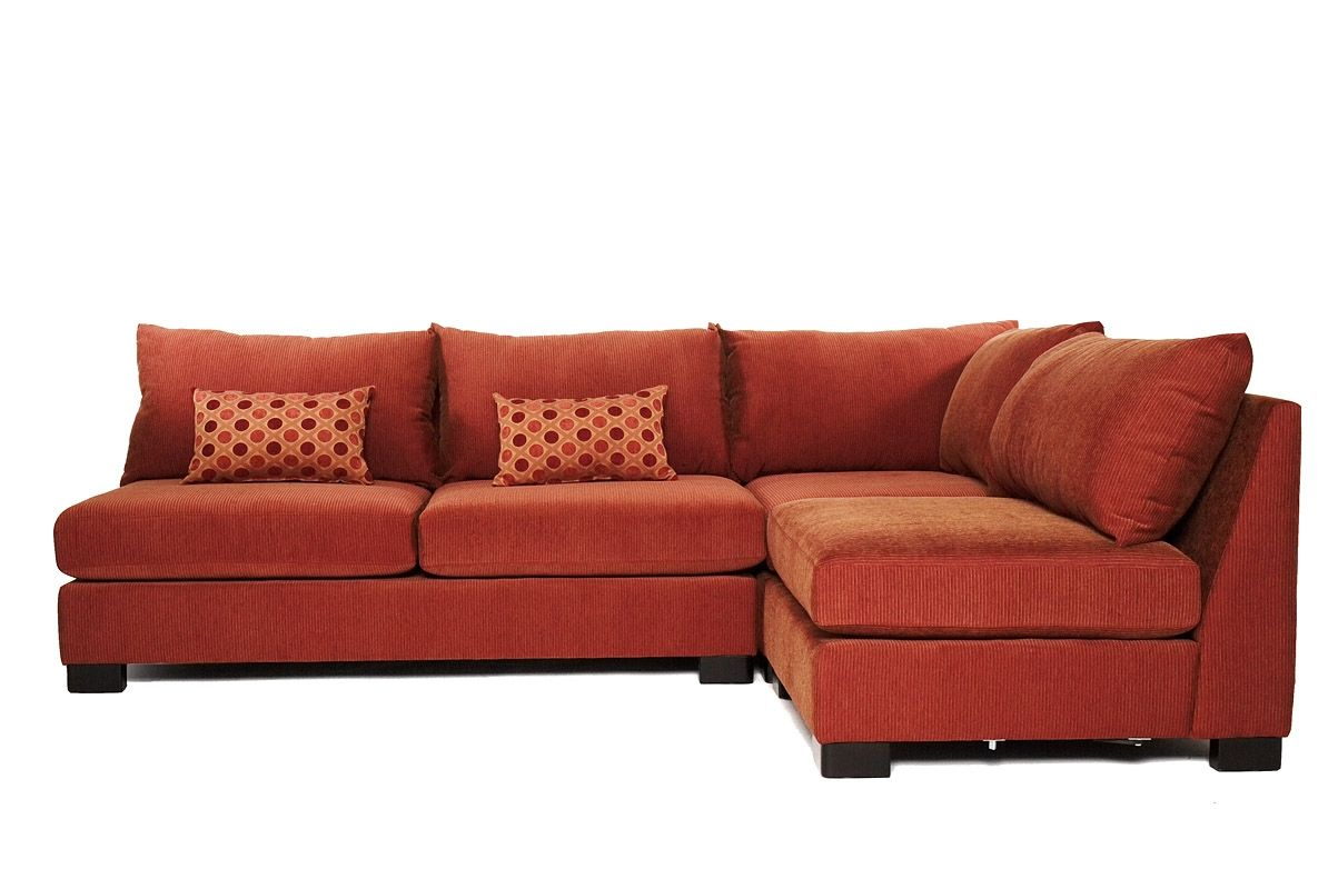 Merveilleux Small Scale Sectional Sofa Sleeper