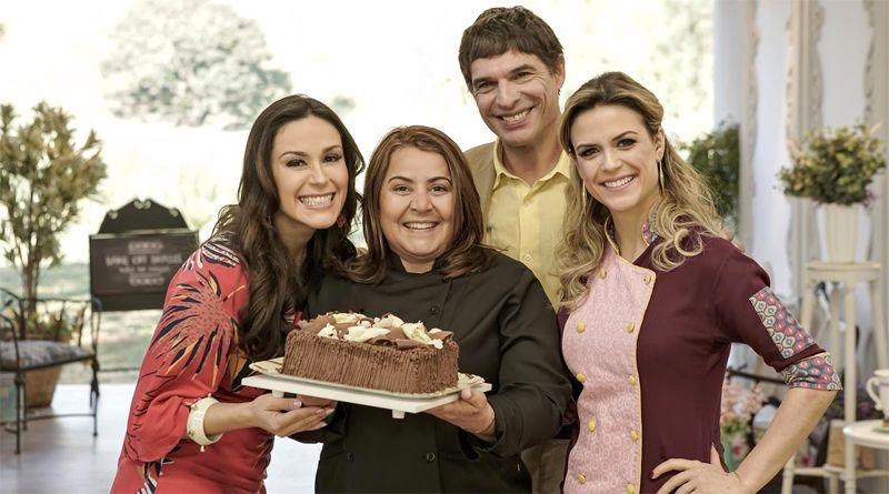 Bake Off Brasil Deste Sabado Recebe A Visita Da Fundadora Da Sodie