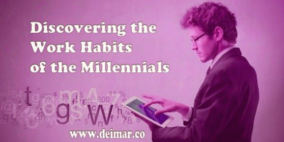 Discovering the Work Habits of the Millennials