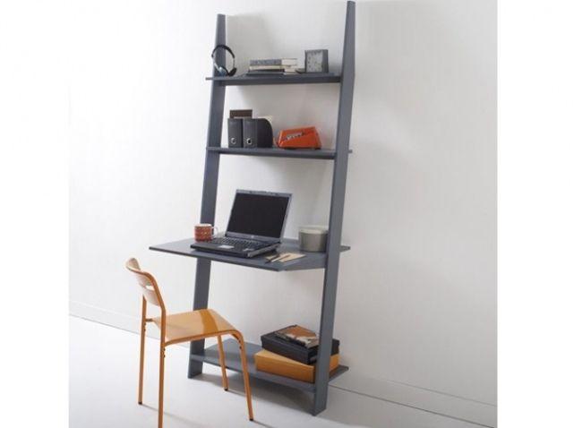 Des meubles astucieux et sympas pour votre studio la for Meuble bureau rabattable