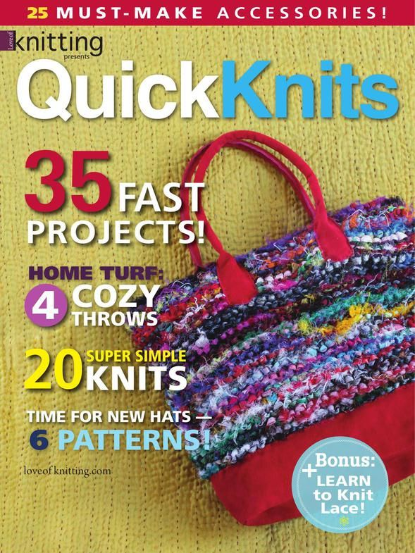 Love of Knitting+Your Knitting Life wwwwlove of knitting presents quick knits_1