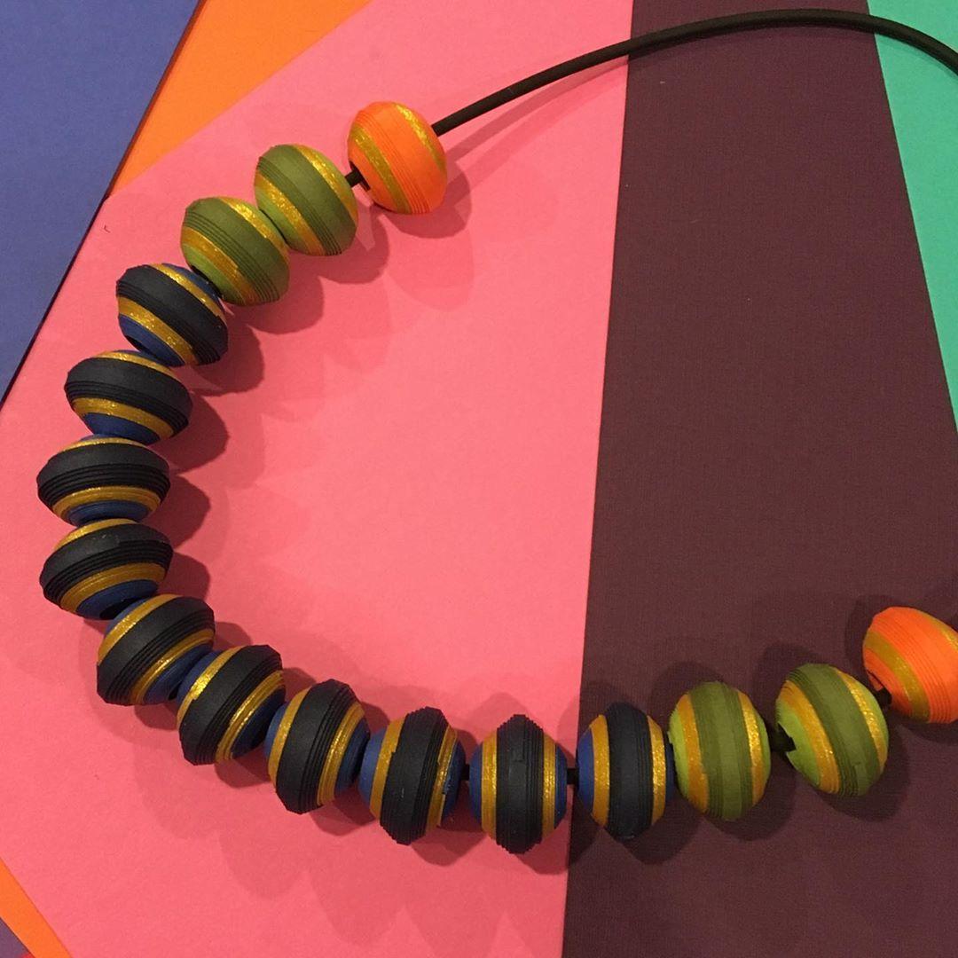 Paper beads. . .