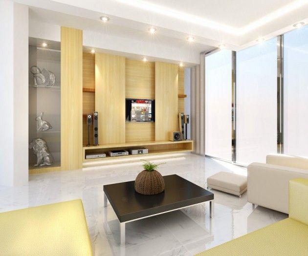 25 Stunning Minimalist Living Room Designs | Minimalist, Living ...
