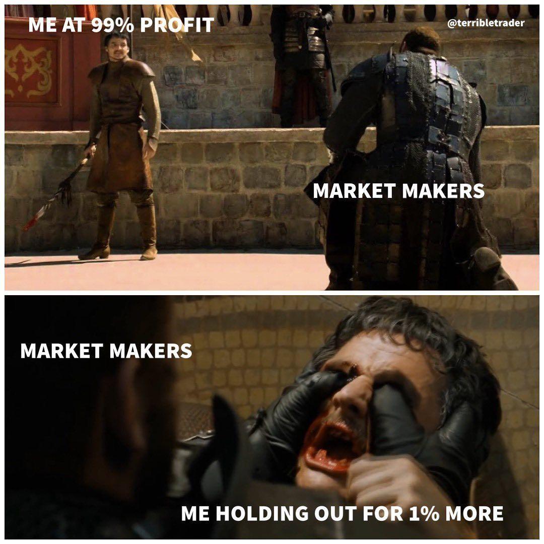 Trading Memes I Finance Humor In 2020 Finance Personal Finance Books Memes