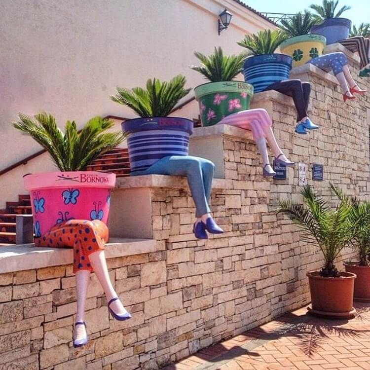 Easy and cheap diy garden art projects to dress up your garden diy a way of doing yourself without someone aid our project is to use solutioingenieria Gallery