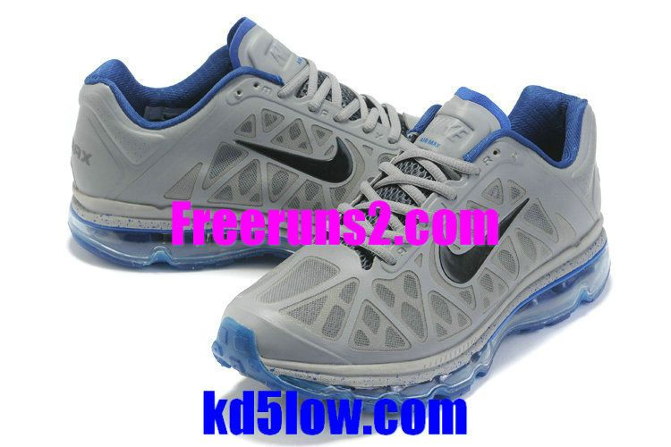 new arrivals 381e8 49a0c Nike Air Max 2011 Mens Charcoal Blue Black and 429889 014 New Nike Air Max  2011