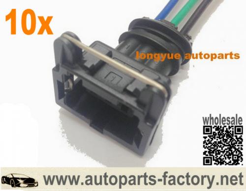 3 way Bosch AMP sensor connector kit car engine loom crank cam loom ford pin new