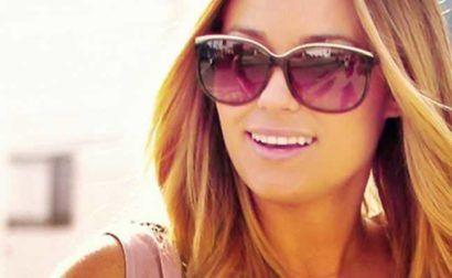 f6e28910f oculos de sol feminino modelo gatinho para rosto redondo ...