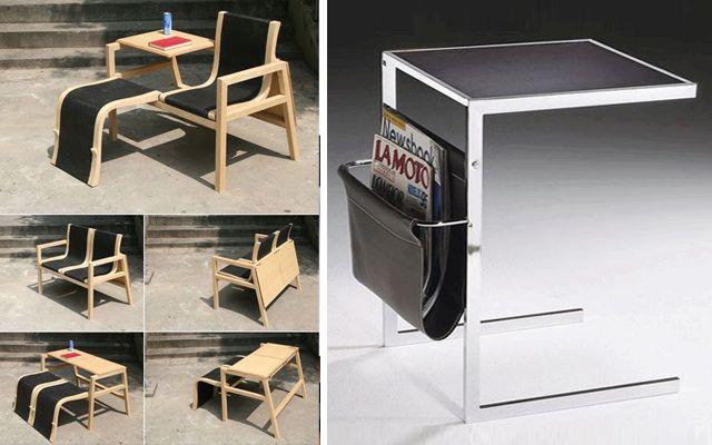 ideas para decorar pisos pequeos con mueble