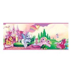 More Wall Borders For My Little Pony I