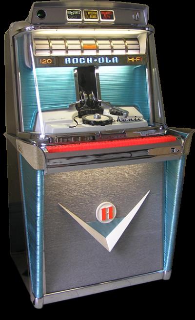 Pin by Steve Harris on Jukeboxes | Jukebox, Vintage music ...