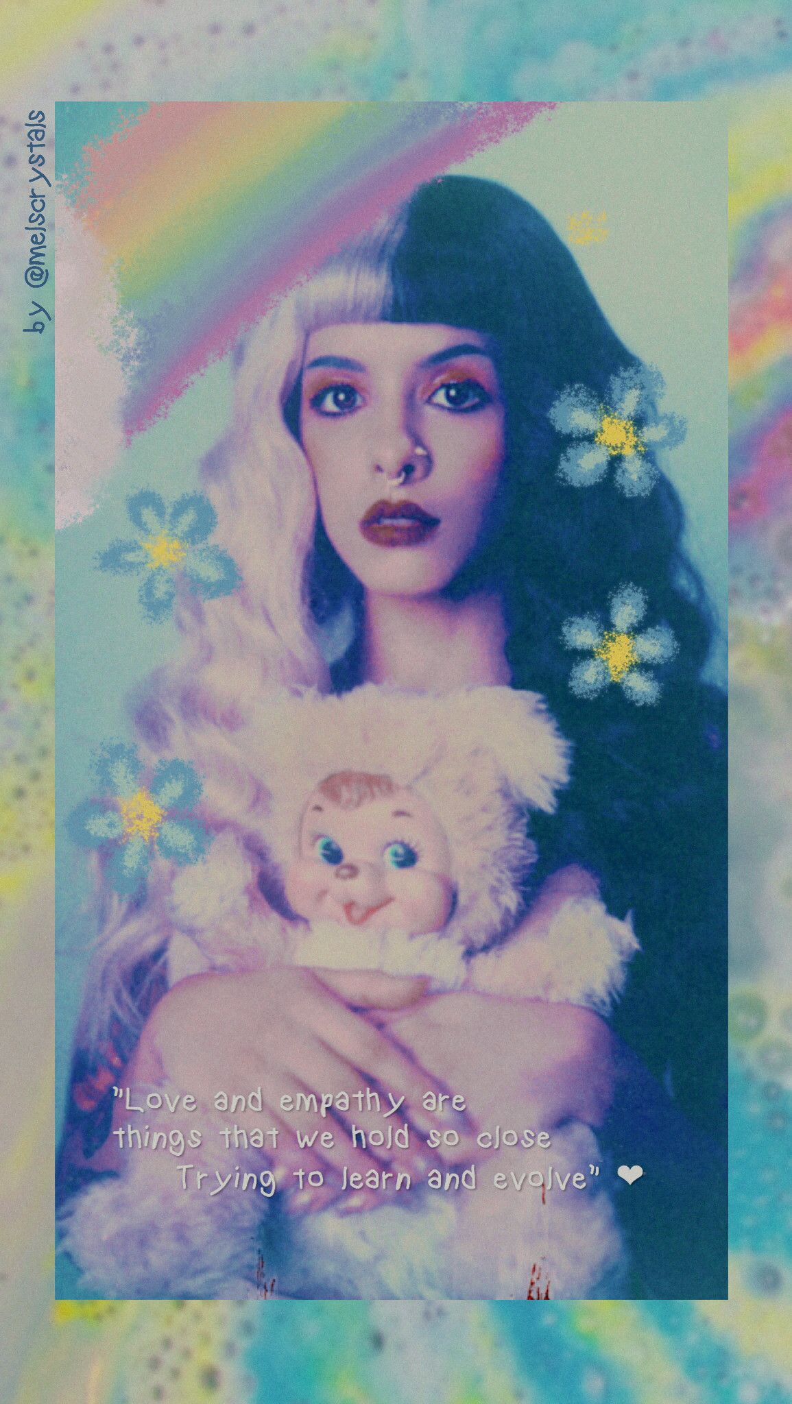 Melanie Martinez Wallpaper Credits To Melscrystals On Instagram Melanie Martinez Crybaby Melanie Martinez Melanie