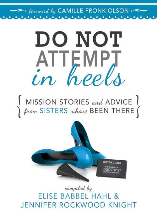 Whether a sister has already worn a missionary badge or is still planning to wear one, this collection of personal stories from the mission field is sure to inspire and entertain.Description