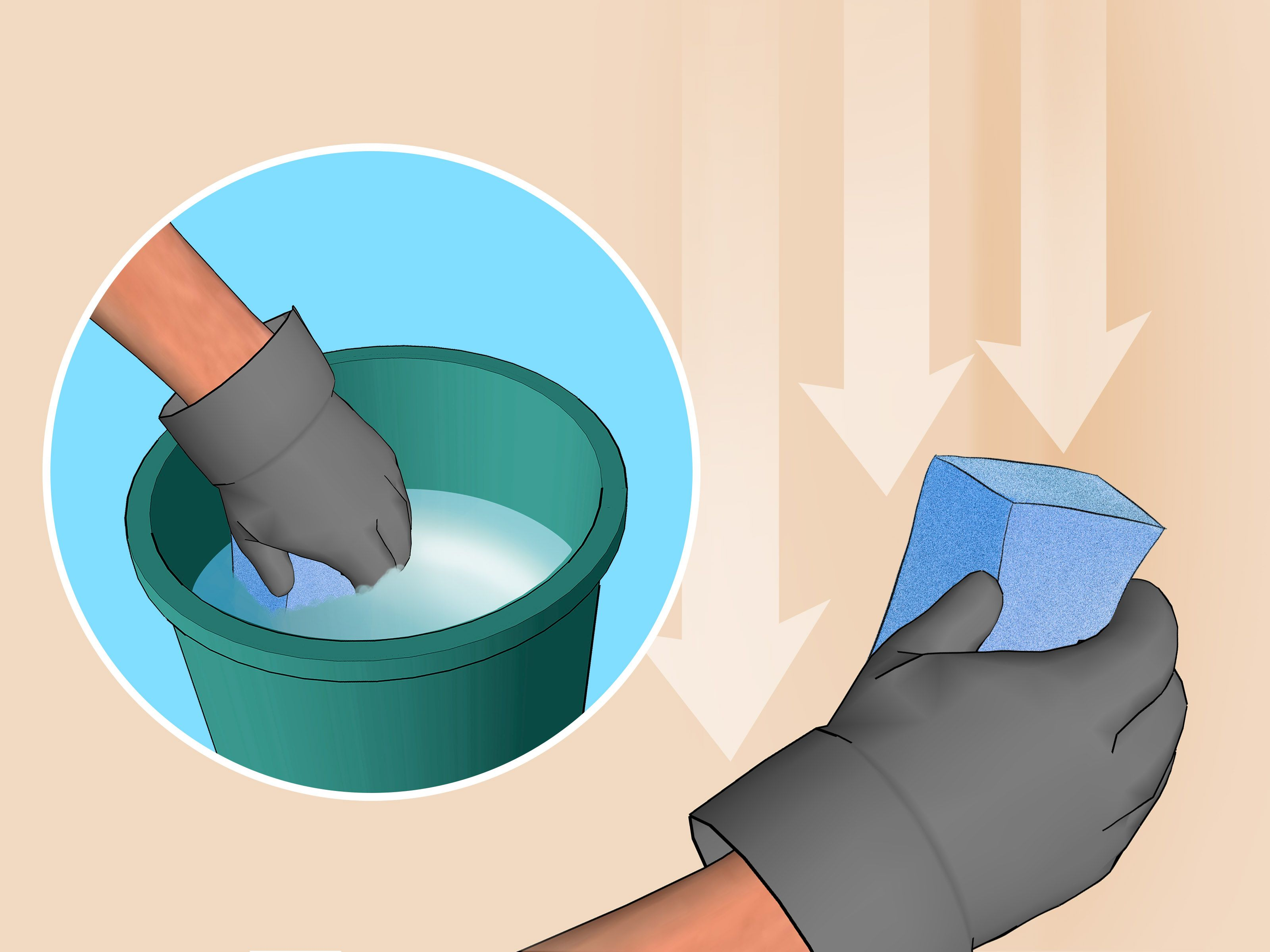 How to clean soot stains from walls – Artofit