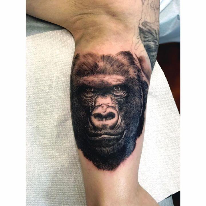 Animal tattoo by ralph from studio 28 tattoos 20170916