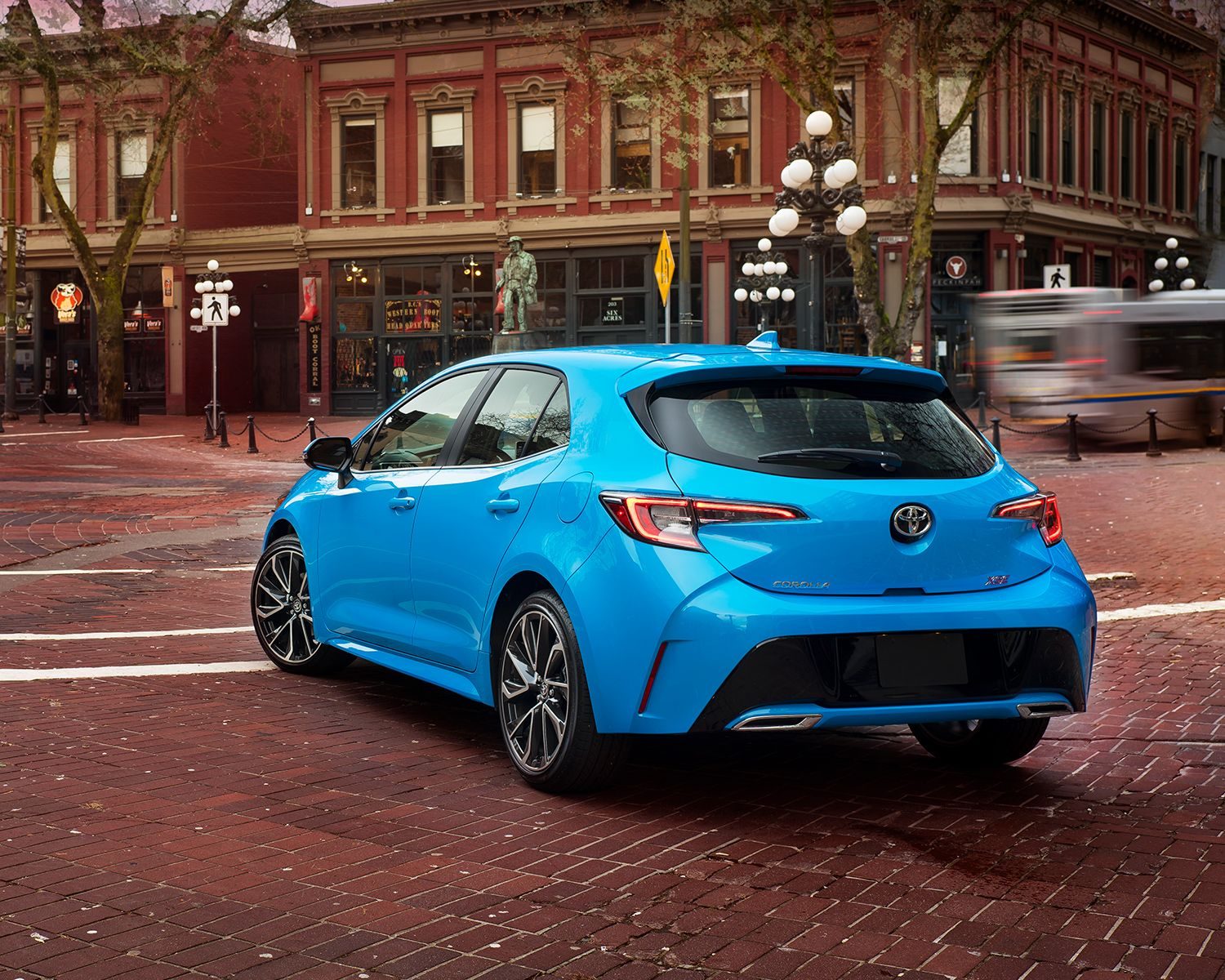 Pin By Milton Toyota On The All New 2019 Corolla Hatchback