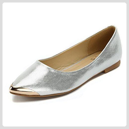 Ornela Brenti 33093-572 Damen Schuhe Premium Qualität Ballerina Pink (rosa) [EU 41.0] mtFvq17I