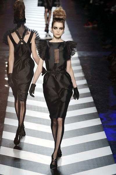 Jean Paul Gaultier at Paris Fall 2009
