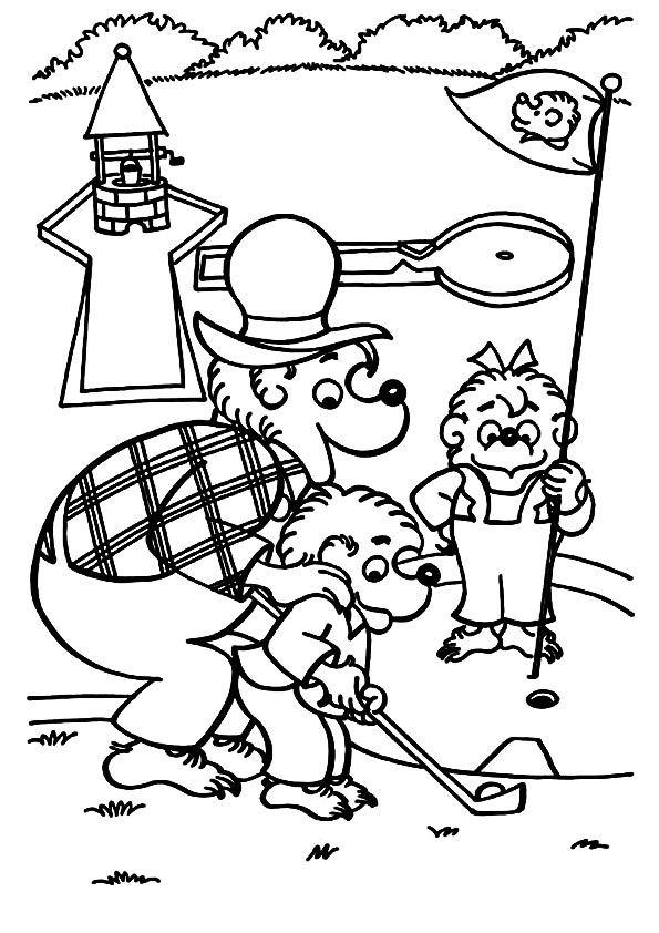 Print Coloring Image Momjunction Bear Coloring Pages Coloring Books Coloring Pages