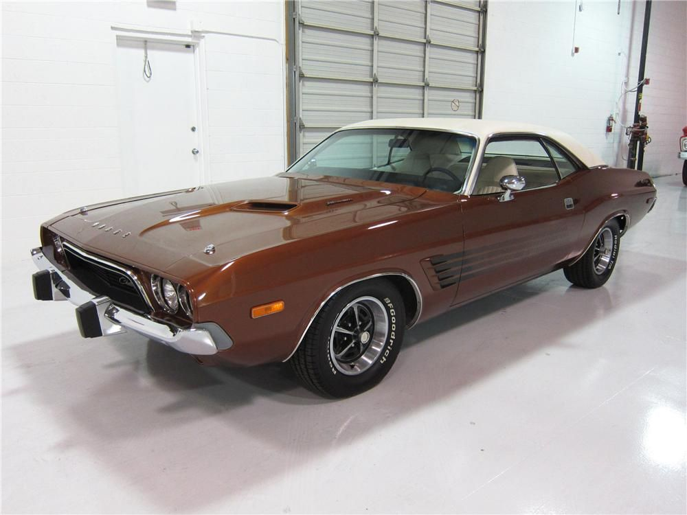 Barrett Jackson Auction Company Dodge Challenger Dodge Dodge Muscle Cars