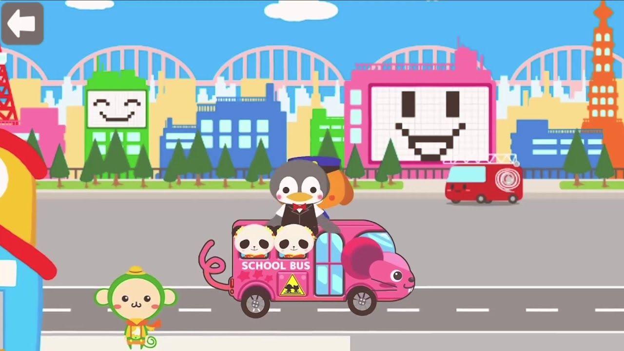 日本人の子供のためのアニメーション anime for kids 2017