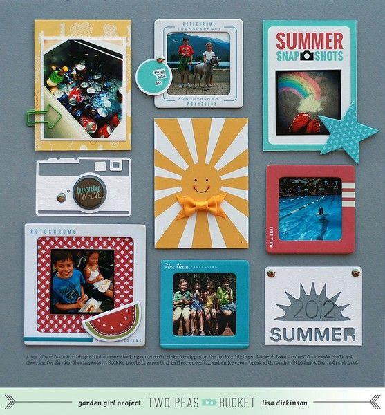 Summer theme: Summer 2012