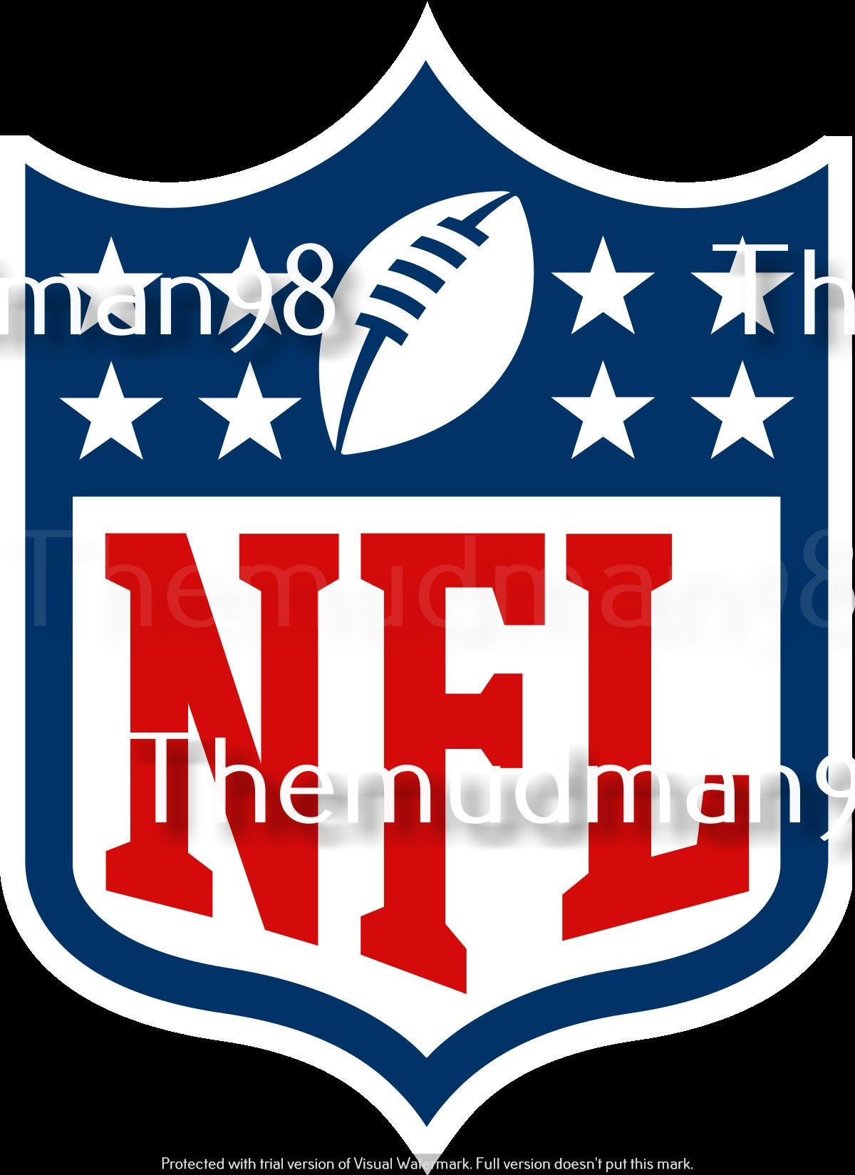 National football league SVG Etsy in 2020 National