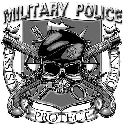 u.s. army mp logo | 10 years, united states army military police