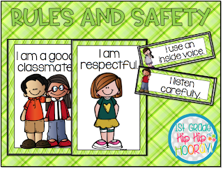Rules and Safety with Officer Buckle and Friends
