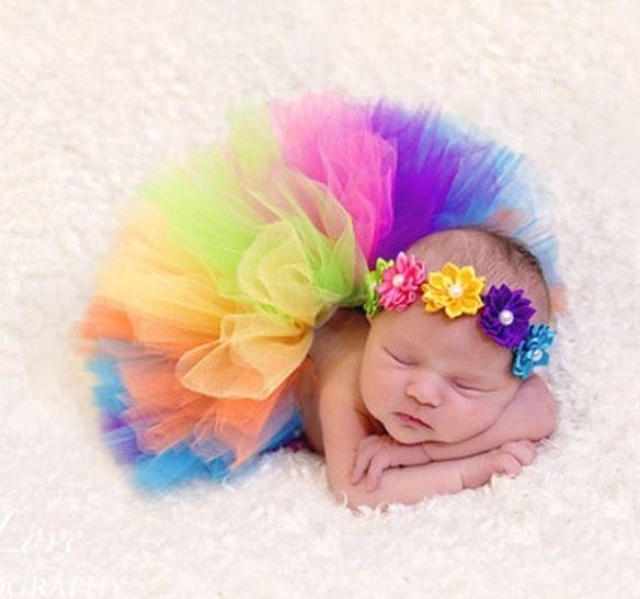 Aqua Green Mini Flower Pearl Skinny Headband Preemie Newborn Infant Toddler Big Girl Aqua Headband