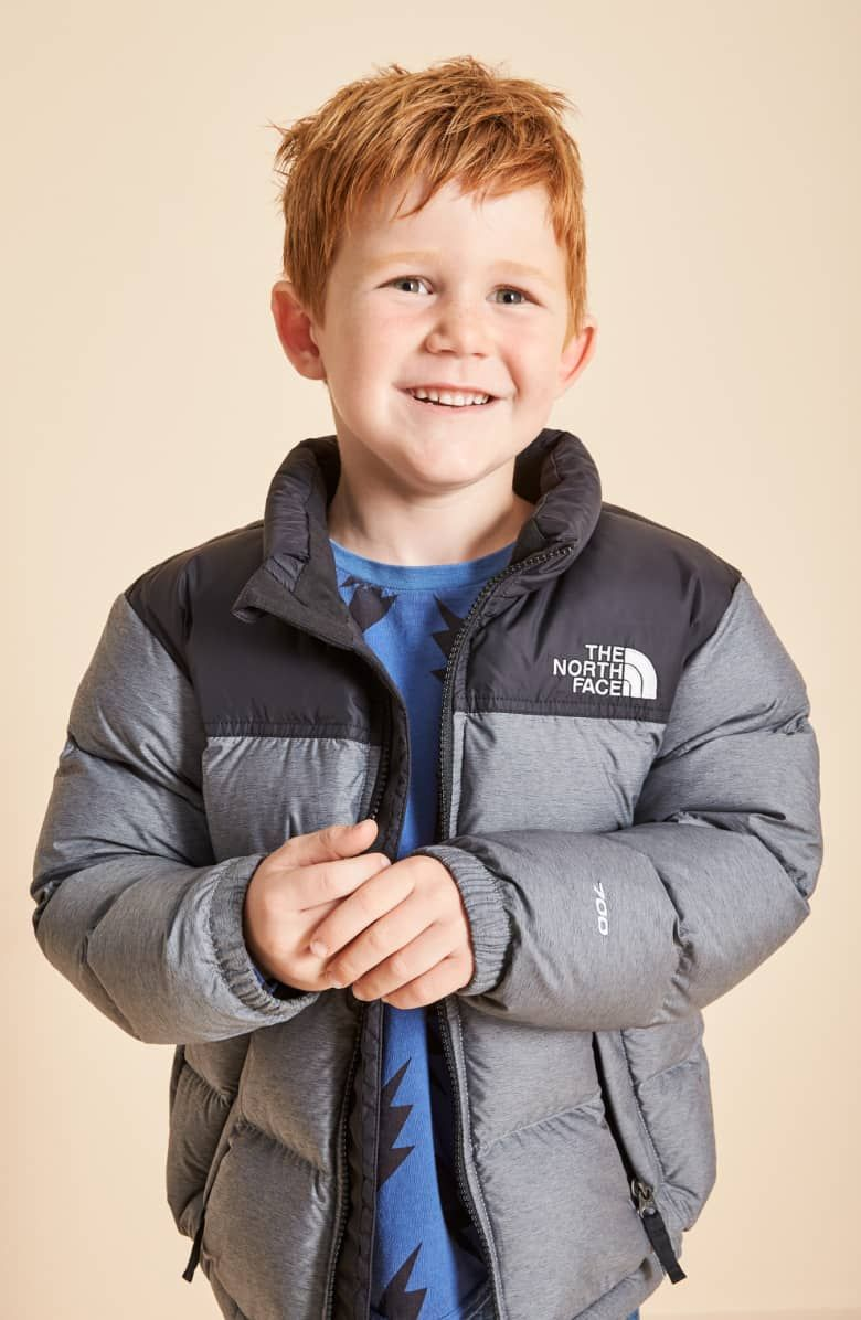 The North Face Nuptse 700 Fill Power Down Jacket Big Boys Nordstrom Down Jacket Jackets North Face Nuptse [ 1196 x 780 Pixel ]