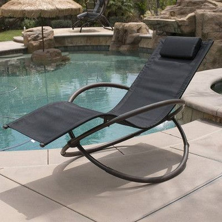 30 Chaise Lounge Design Ideas To Relaxing Outdoor