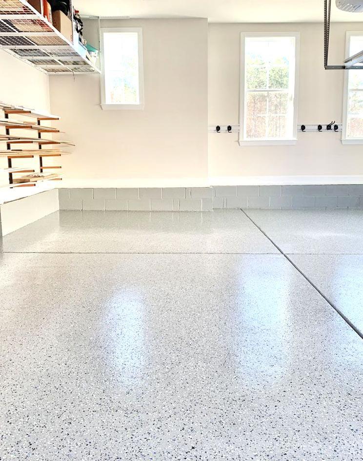 Diy Epoxy Garage Floors In 2020 Garage Floor Garage Floor Epoxy Epoxy Floor Diy