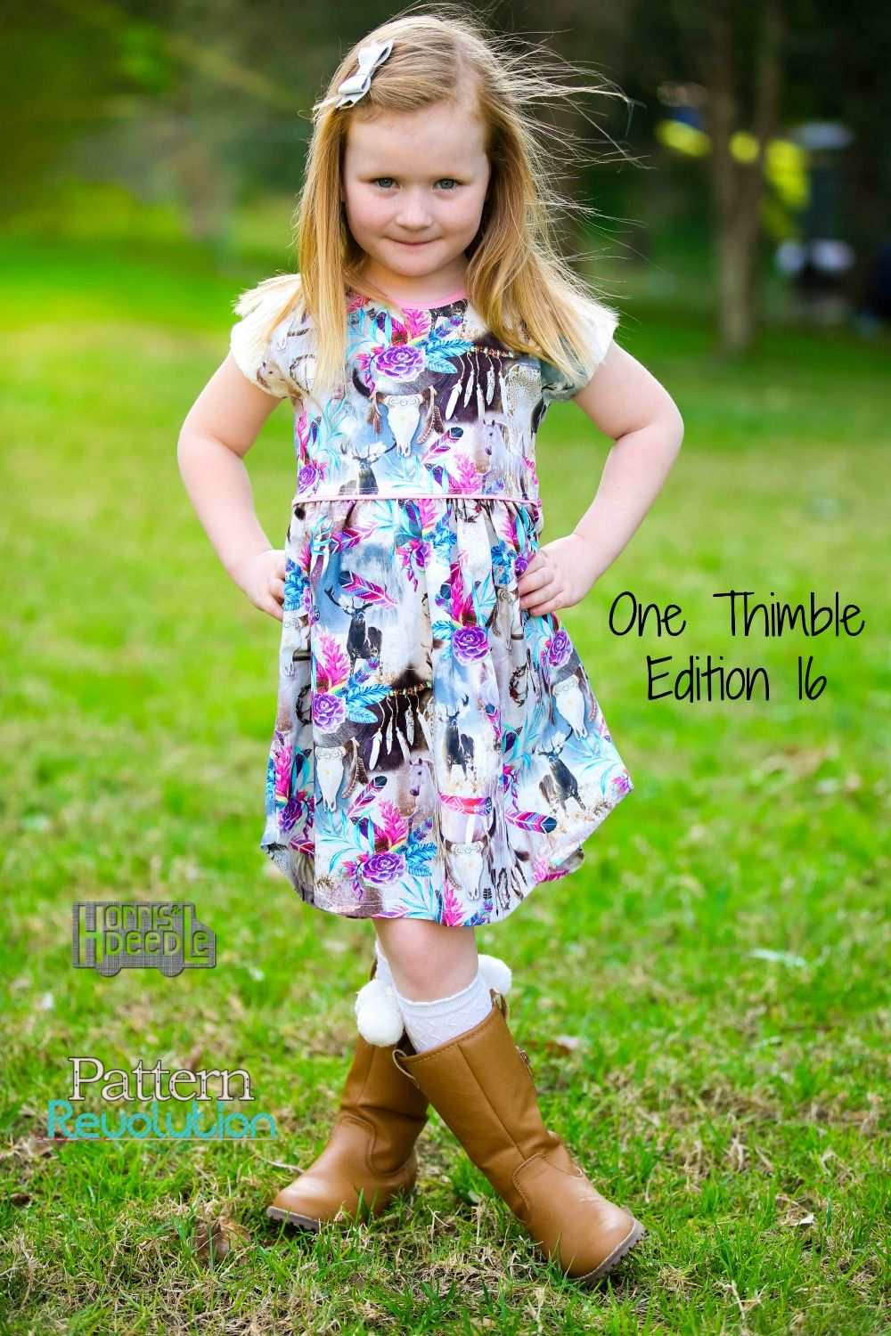 One Thimble Issue 16-Preview and Blog Tour | Pinterest