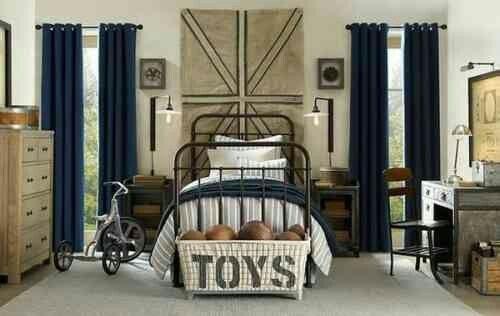 chambre ado vintage | Para enfim sonhar! | Pinterest | Ado and Vintage\'