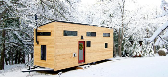9 Summer House Ideas Under 30k Modern Tiny House Tiny