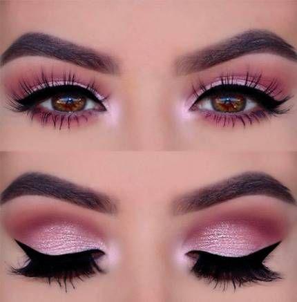 52+ Trendy Makeup Light Pink -   12 makeup Pink brown ideas