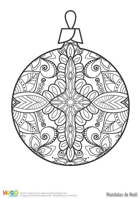 100 Idees De Mandalas Noel Coloriage Mandala Noel Mandala Noel Coloriage Mandala Coloriage
