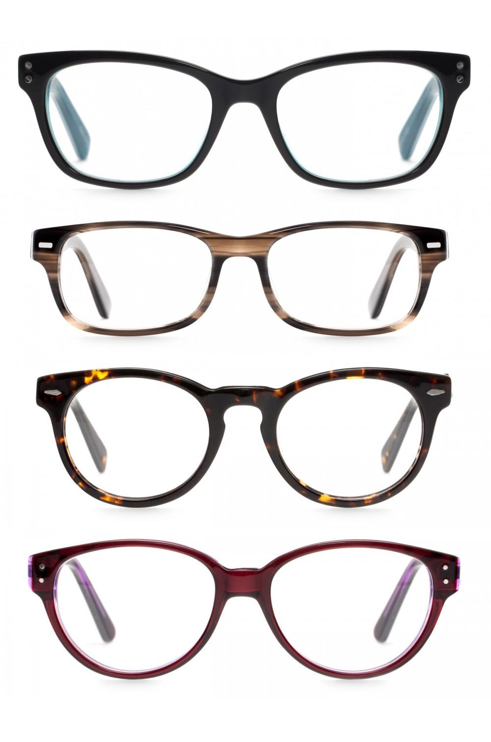 4 Perfectly Narrow frames for your Perfectly Narrow face | felix + ...