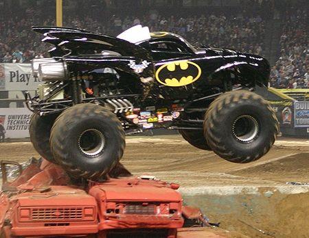 Mean Monster Trucks Nine Highly Badass Monster Truck Videos