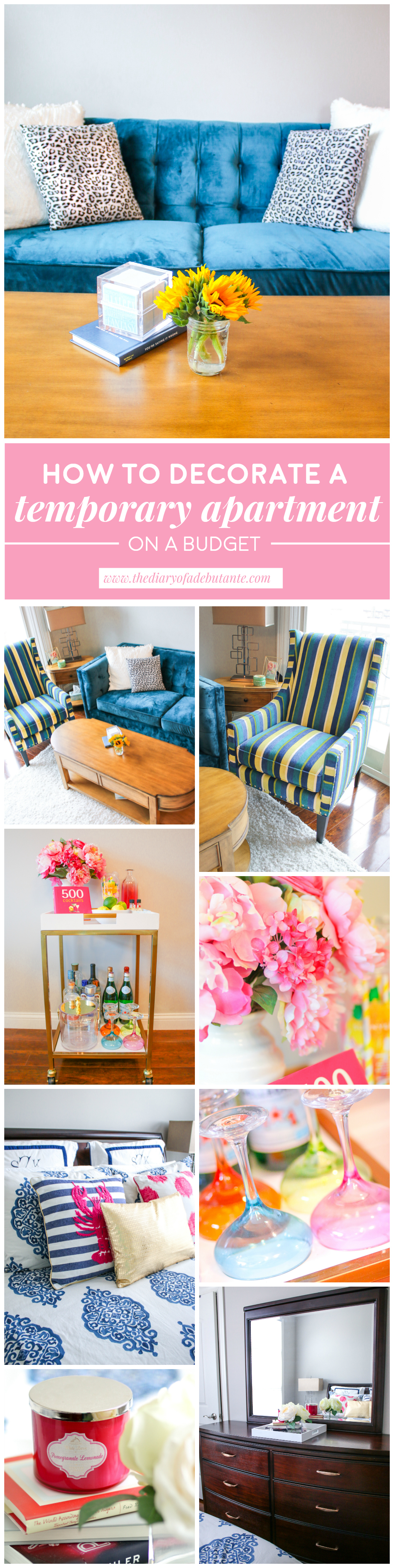 Furnish A Temporary Apartment On A Budget With CORT Furniture Rental.  Decorate ApartmentApartment IdeasHow To ...